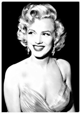 Marilyn Monroe poster G9346