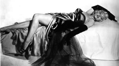 Marilyn Monroe poster G9353