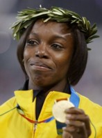 Veronica Campbell picture G96462