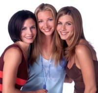 Friends Aniston Cox Kudrow picture G99257
