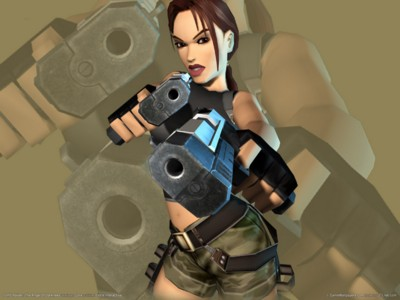Tomb raider the angel of darkness poster GW10569