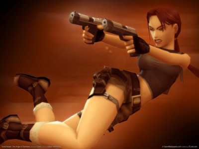 Tomb raider the angel of darkness poster GW10573