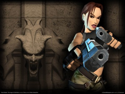 Tomb raider the angel of darkness poster GW10574