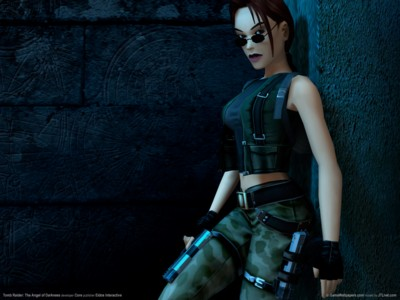 Tomb raider the angel of darkness poster GW10575