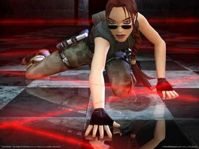 Tomb raider the angel of darkness poster GW10578