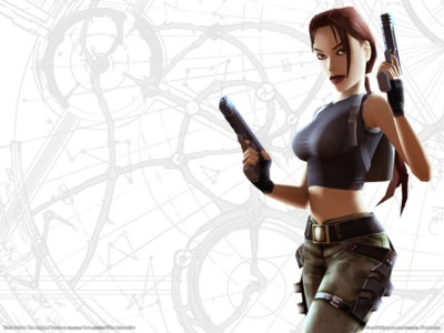 Tomb raider the angel of darkness poster GW10579