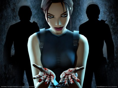 Tomb raider the angel of darkness poster GW10580