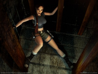 Tomb raider the angel of darkness poster GW10583