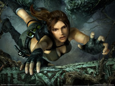 Tomb raider underworld poster GW10586