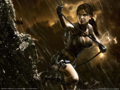 Tomb raider underworld poster GW10587