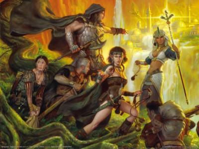 Vanguard saga of heroes poster GW10618
