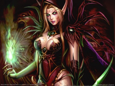 World of warcraft trading card game poster GW10640
