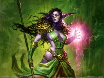 World of warcraft trading card game poster GW10644