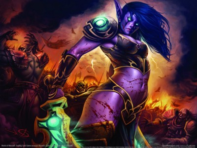 World of warcraft trading card game 27 1600 poster GW10647