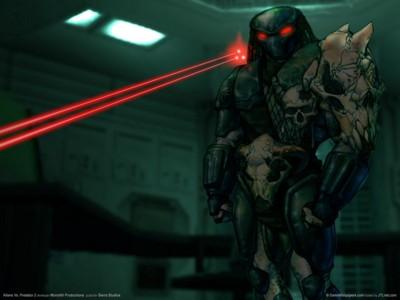 Aliens vs predator 2 poster GW10693
