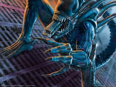 Aliens vs predator 2 poster GW10698