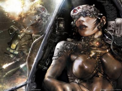 Aquanox 2 revelation poster GW10726