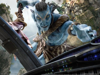 Avatar the game poster GW10747