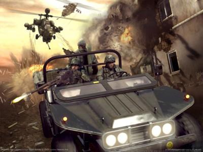 Battlefield bad company poster GW10752