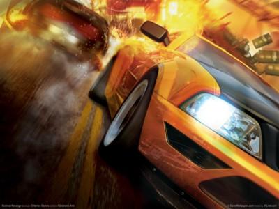 Burnout revenge poster GW10815