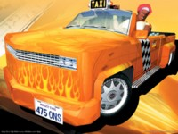 Crazy taxi 3 high roller picture GW10888