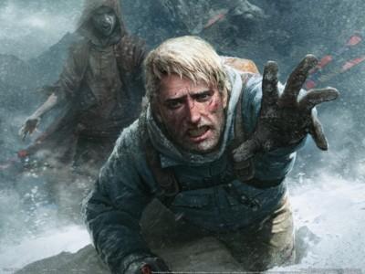 Cursed mountain poster GW10892