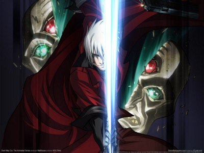 Devil may cry the animated series poster GW10927