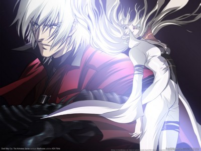 Devil may cry the animated series poster GW10928