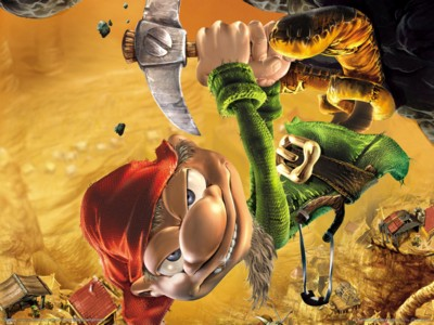 Diggles poster GW10932