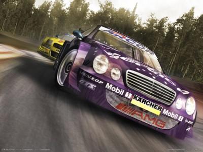 Dtm race driver poster GW10956