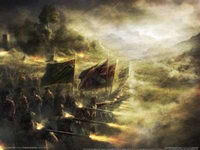 Empire total war poster GW10995