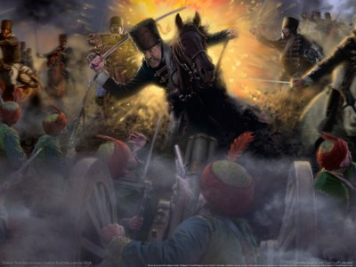 Empire total war poster GW10997