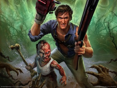 Evil dead regeneration poster GW11025