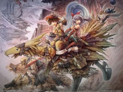 Final fantasy tactics a2 grimoire of the rift poster GW11054