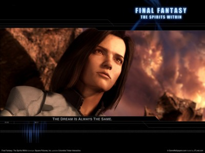 Final fantasy the spirits within poster GW11060