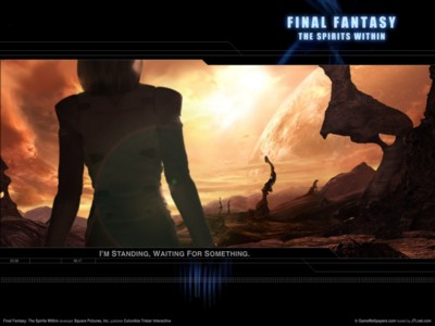 Final fantasy the spirits within poster GW11061