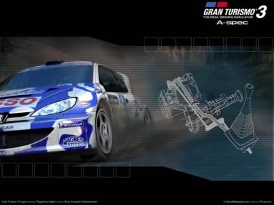 Gran turismo 3 a-spec poster GW11108