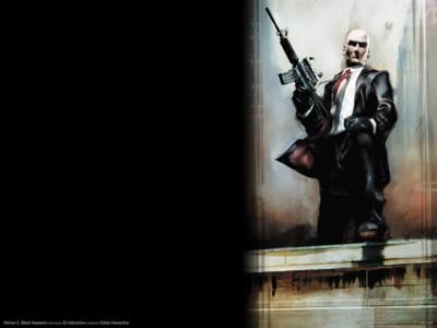 Hitman 2 silent assassin poster GW11136
