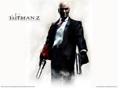 Hitman 2 silent assassin poster GW11138