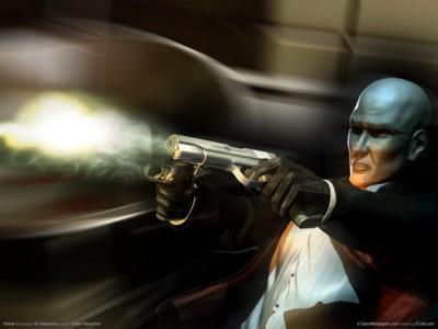 Hitman 2 silent assassin poster GW11141