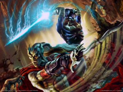 Legacy of kain defiance poster GW11211