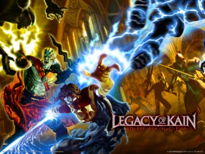 Legacy of kain defiance poster GW11212