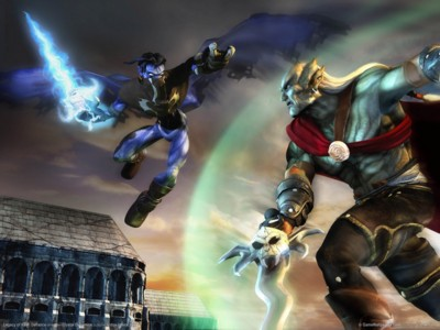 Legacy of kain defiance poster GW11214