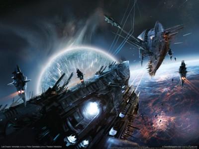 Lost empire immortals poster GW11235