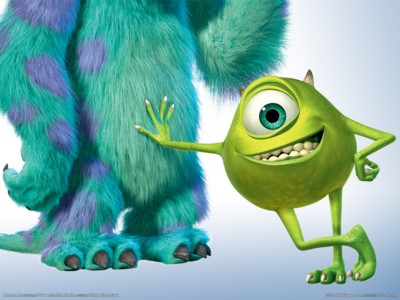 Monsters inc poster GW11295