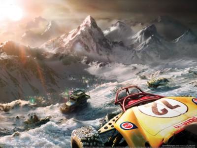 Motorstorm arctic edge poster GW11313