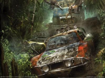 Motorstorm pacific rift poster GW11316