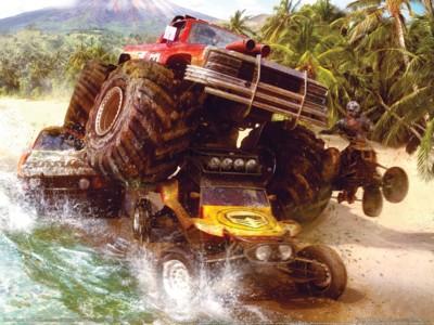 Motorstorm pacific rift poster GW11318