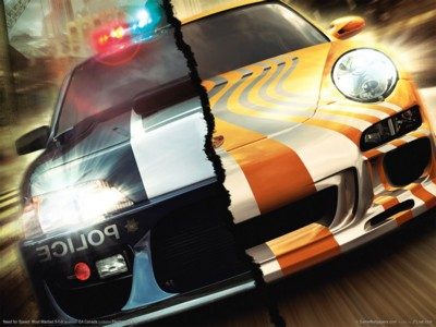 Need for speed most wanted 5-1-0 poster GW11341