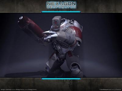 Nexagon deathmatch poster GW11351